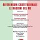 Referendum Costituzionale – Le ragioni del no – Incontro con Lorenzo Acquarone e Adriano Sansa Martedì 4 ottobre ore 17 Urban Center