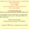 Giornata conclusiva della campagna referendaria per il No piazza Cavour giovedì 1° dicembre ore 16-19