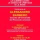 """""""Le guerre sante: le crociate e la Jihad"""" Alessandro Barbero a Lerici e in Sala Dante giovedì 15 dicembre ore 16 e venerdì 16 dicembre ore 10,30"""