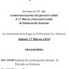 """Valmozzola: commemorazione dell'eccidio dei partigiani e presentazione di """"Sebben che siamo donne"""". Sabato 17 Marzo dalle ore 10"""