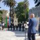Intervento di Giorgio Pagano alla manifestazione del 25 aprile 2018 al Monumento della Resistenza