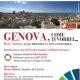"""""""Genova, come ti vorrei. Dall'Agenda 2030 idee per una città sostenibile"""", Mercoledì 24 Ottobre ore 17,15 a Genova – Palazzo Tursi"""