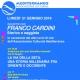 L'Associazione Culturale Mediterraneo festeggia i 10 anni di attività con due incontri con Franco Cardini. Lunedì 21 Gennaio: alle ore 10.30 al Liceo Pacinotti e alle ore 17 nella Sala della Provincia