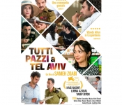"Lunedì 19 Agosto ore 21.30 all'Arena Cinema Astoria di Lerici proiezione del film ""Tutti pazzi a Tel Aviv"""