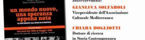 """Presentazione del primo volume di  """"UN MONDO NUOVO, UNA SPERANZA APPENA NATA.  Gli anni Sessanta alla Spezia ed in provincia"""" """"DAI MOTI DEL 1960 AL MAGGIO 1968"""" di GIORGIO PAGANO e MARIA CRISTINA MIRABELLO, Venerdì 7 febbraio 2020 ore 17 Sala Multimediale di Tele Liguria Sud"""