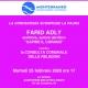 """La presentazione del libro di Farid Adly """"Capire il Corano"""", prevista il 25 febbraio alle ore 17 nell'Auditorium della Biblioteca Beghi, <strong>è stata rinviata a data da definirsi</strong>"""