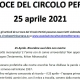 La Voce del Circolo Pertini – 25 Aprile 2021