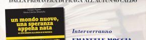 """Presentazione di """"Un mondo nuovo, una speranza appena nata"""" di Giorgio Pagano e Maria Cristina Mirabello. Mercoledì 22 Settembre ore 18 a Monterosso"""