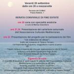 invito mediterraneo 20 settembre