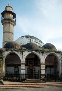 Israele, Tiberiade: la Moschea el-Bahri (2011) (foto Giorgio Pagano)