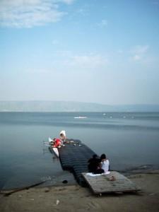 Israele, lago di Tiberiade (2011) (foto Giorgio Pagano)