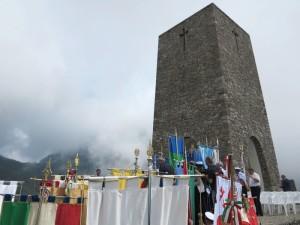 Sant'Anna di Stazzema, manifestazione per il 70° anniversario della strage (2014) (foto Giorgio Pagano)