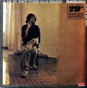 Franco Fanigliulo - A me m piace vivere alla grande