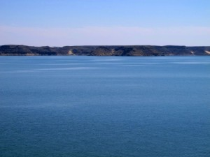 Egitto, il lago Nasser, originato dalla diga di Assuan sul Nilo (2012)   (foto Giorgio Pagano)