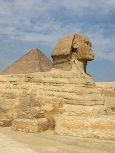 Egitto, la Sfinge a Giza (2012) (foto Giorgio Pagano)