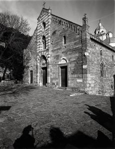 Portovenere, chiesa di San Lorenzo (foto Luca Fregoso)