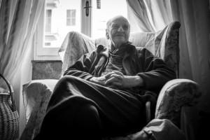 Nello Quartieri, il comandante Italiano (foto Alessandro Fiorentini) (2012)
