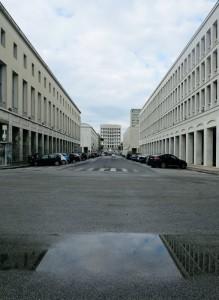 """Mostra fotografica """"Sixty"""", 18 ottobre - 22 novembre 2014, Archivi multimediali Sergio Fregoso: Paesaggi urbani, Roma"""