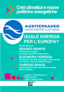 Quale energia per L'Europa