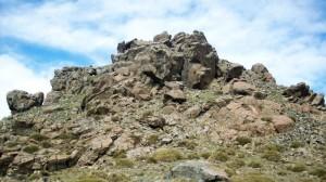 Alta via dei monti liguri, il monte Castellaro  (2009)   (foto Giorgio Pagano)