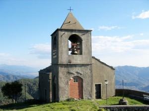 Rocchetta Vara, Beverone, la chiesa di San Giovanni  (2007)   (foto Giorgio Pagano)