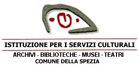 logo istituzione per i servizi culturali