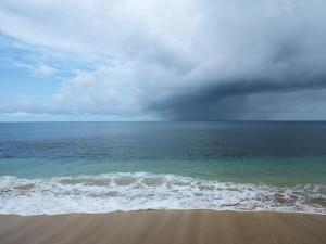 Principe, Praia Banana    (foto Giorgio Pagano)