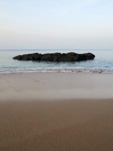 Principe, praia Santa Rita    (2016)    (foto Giorgio Pagano)