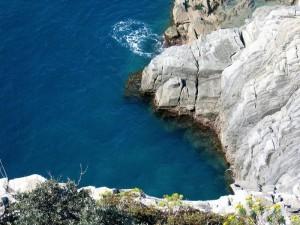 Riomaggiore, Punta Pineda    (2006)    (foto Giorgio Pagano)