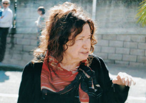 Mimma Rolla    (2014)    (foto Giorgio Pagano)