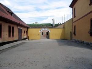 Il campo di sterminio di Terezin    (2005)    (foto Giorgio Pagano)