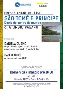 Invito 7 maggio Roma