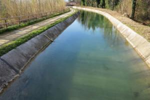 """Mostra fotografica """"La città segnata"""", Spazio 32 - Biblioteca della Fondazione Carispezia, 4 maggio - 13 maggio 2017: """"La valle dell'acqua. Il Canale Lunense""""    (foto Giorgio Pagano)"""