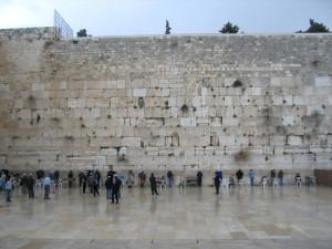 Gerusalemme, Muro del Pianto    (2006)    (foto Giorgio Pagano)