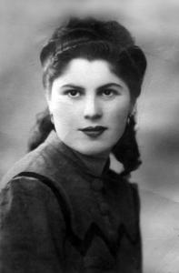 Delfina Betti, fotografia famiglia Betti