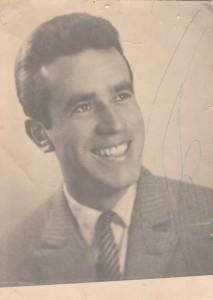 "Umberto Bellavigna ""William"" (foto archivio famiglia Bellavigna)"