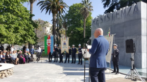 celebrazioni del 25 Aprile, l'intervento di Giorgio Pagano