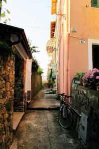 Cadimare nascosta, presentazione fotografica multimediale del Gruppo Fotografico Obiettivo Spezia, Cadimare – Sagra dell'Anciua, 13 agosto 2013  (2013) (foto Giorgio Pagano)