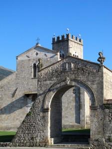 Camaiore, badia di San Pietro (2011) (foto Giorgio Pagano)