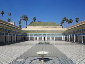 Marrakech, Palazzo della Bahia  (2018)  (foto Giorgio Pagano)
