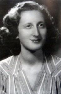Annamaria Vignolini (foto Archivio Istituto Storico della Resisrenza)