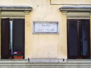 Roma, piazza degli Zingari  (2010)  (foto Giorgio Pagano)
