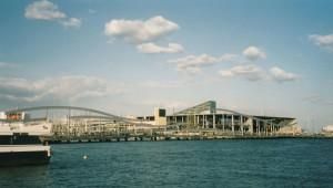 Barcellona, il waterfront (2004) (foto Giorgio Pagano)