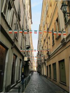 Torino nel centocinquantesimo anniversario dell'Unità d'Italia (2011) (foto Giorgio Pagano)
