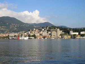 La Spezia dal mare (2011) (Foto Giorgio Pagano)