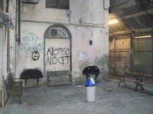 Genova, centro storico (2010) (foto Giorgio Pagano)
