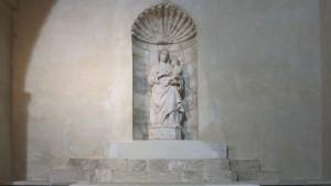 Caltabellotta (AG), Cattedrale, la Cappella della Madonna della Consolazione, di Antonello Gagini  (foto 2018 Giorgio Pagano)
