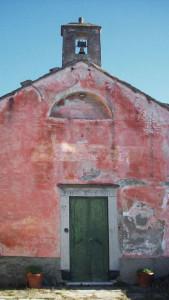 Framura, località Costa, Oratorio (2007) (foto Giorgio Pagano)